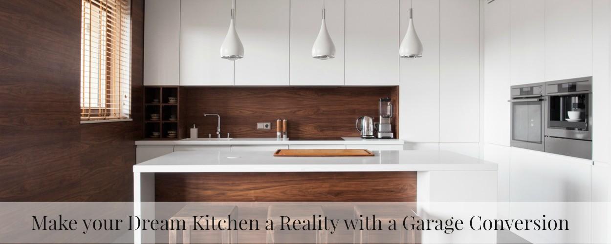 garge conversion home slide