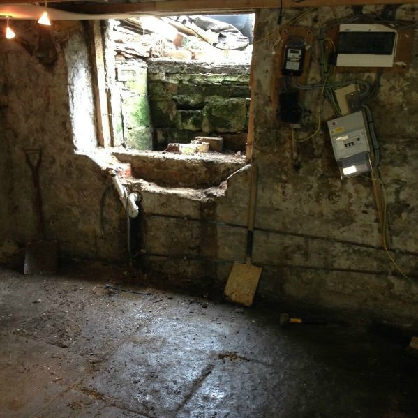 Cellar Conversion Leeds 2