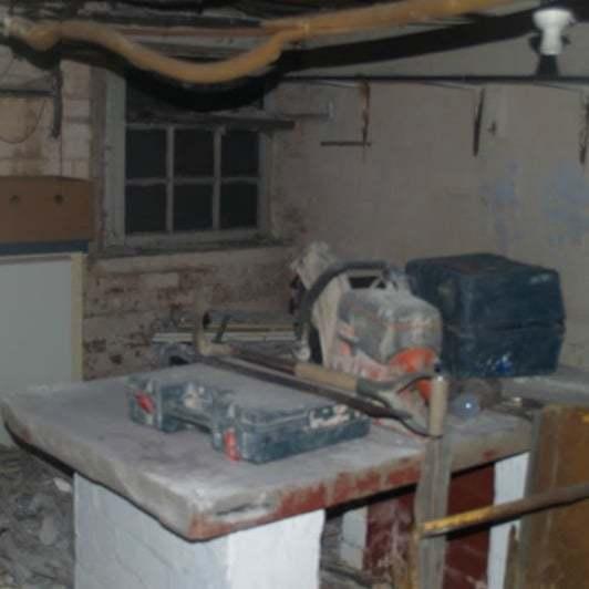 Cellar Conversion Wakefield 1