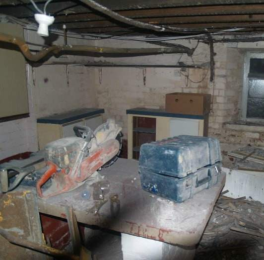 Cellar Conversion Wakefield 5