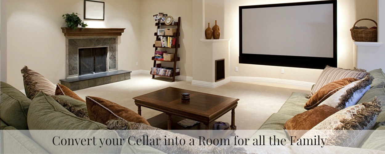 cellar for all the family