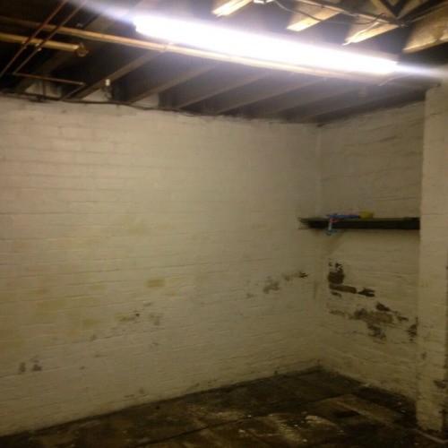 Cellar Conversion Halifax 1