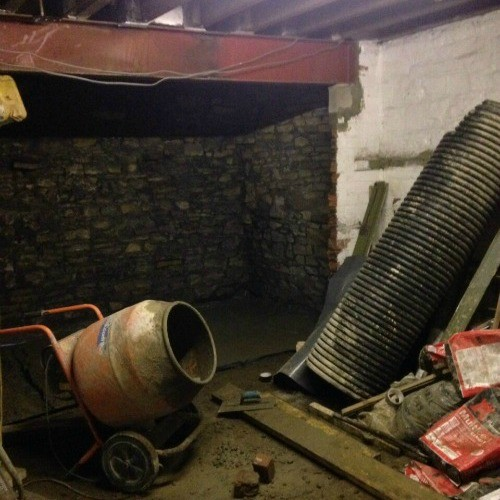 Cellar Conversion Halifax 3