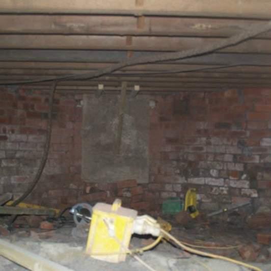 Cellar Conversion Wakefield 3