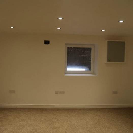 Cellar Conversion Wakefield after 12